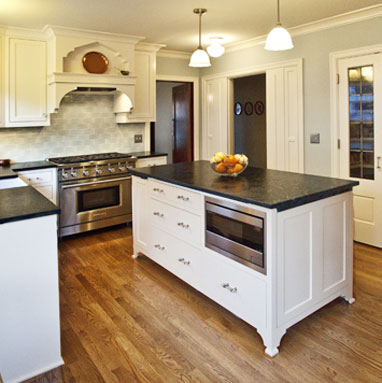 Grant Park kitchen remodel