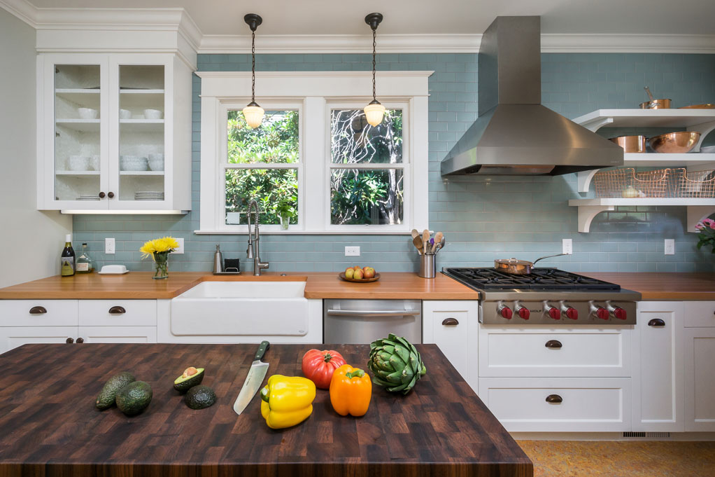 Southeast Portland kitchen/mudroom Remodel
