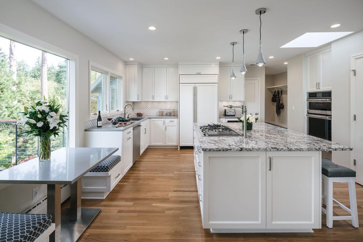 Kitchen Remodel in Portland
